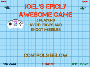 Joels Epcily Awesome Game